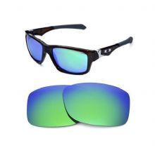 NEW POLARIZED GREEN REPLACEMENT LENS FOR OAKLEY JUPITER SQUARED SUNGLASSES